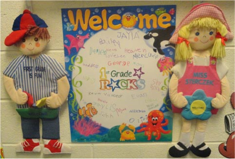 Welcome - 1st Grade Rocks